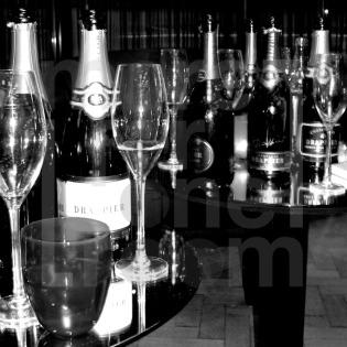 Champagne taste