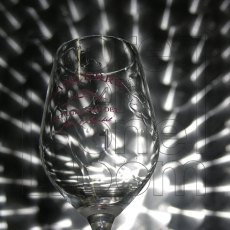 Disco glass