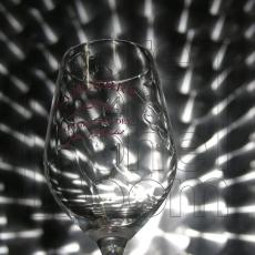 Disco glass