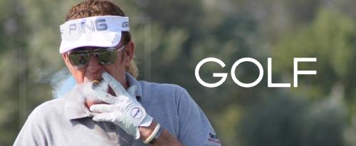 Golf title