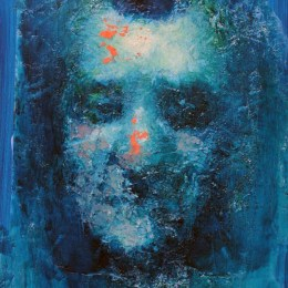 turquoise head