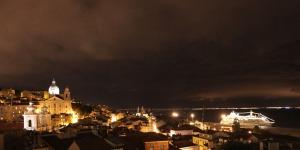 Lisbon night