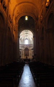 Se Cathedral aisle