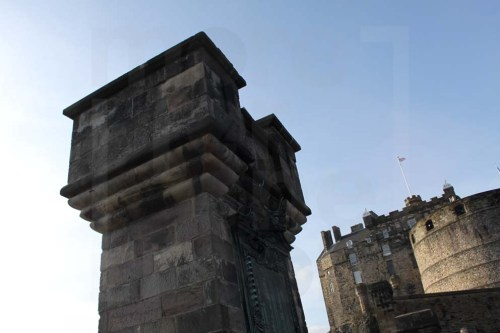 Edinburgh turret