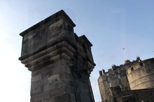 Edinburgh turret