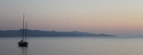 Isola Rossa eve