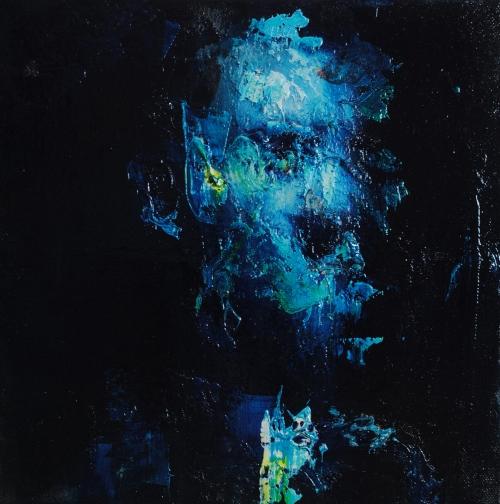 Turquoise Man