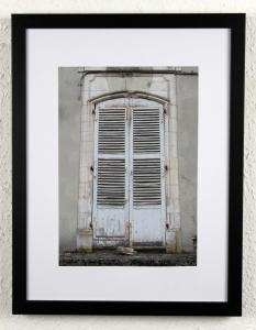 Chateau shutters