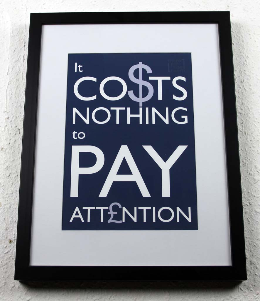 COSTS NOTHING